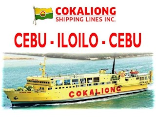 Cokaliong Shipping Cebu to Iloilo Vice Versa Fares and Schedule 2019