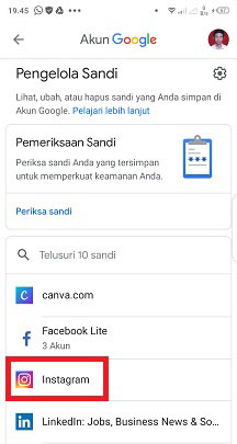 Temukan Cara Ubah Sandi Akun Google paling mudah