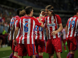 Hasil bola liga spanyol 1-2 April 2017