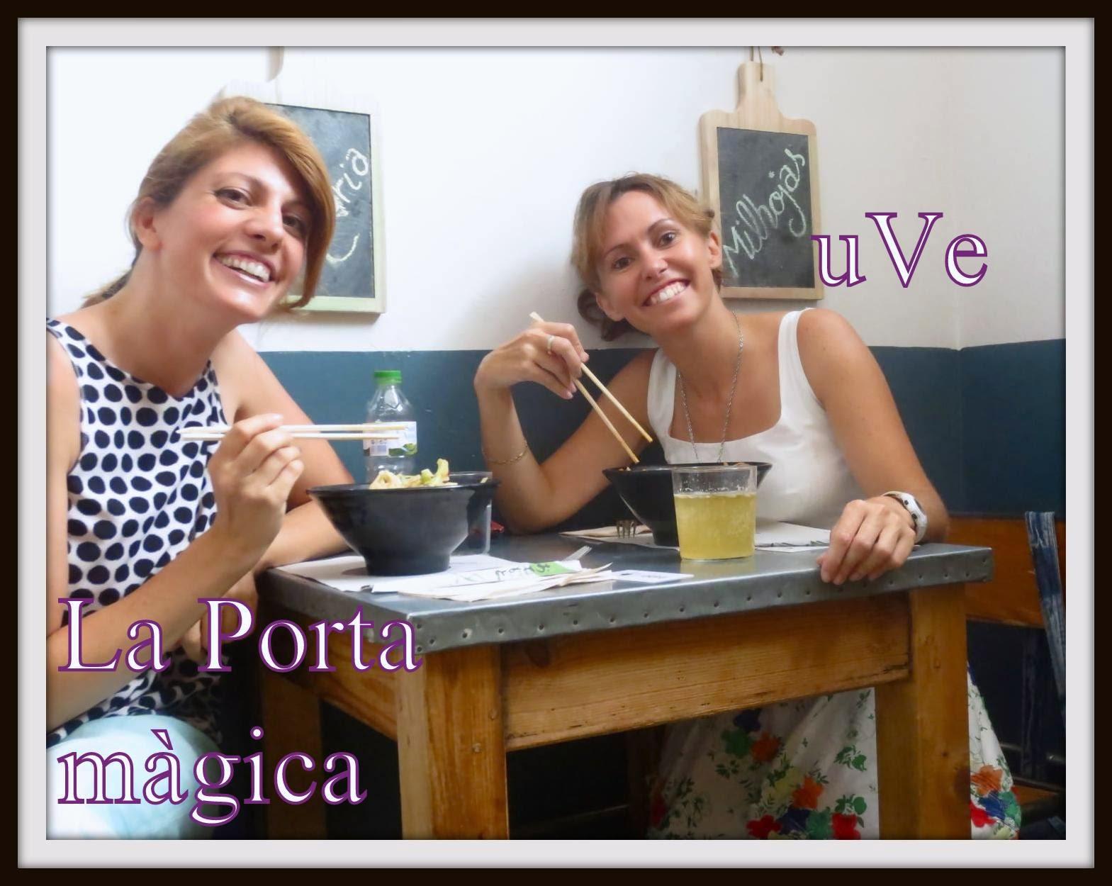 La Porta Màgica with uVe
