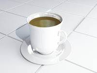 Coffee Cup - 3D rendering - Omer Toledano