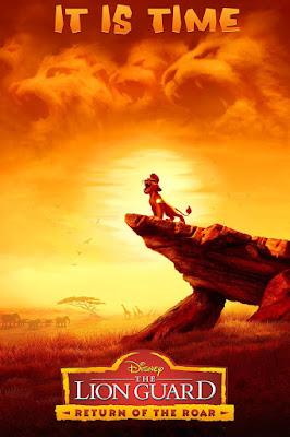 The Lion Guard Return of the Roar 2015 Dual Audio Hindi 720p HDRip 350MB