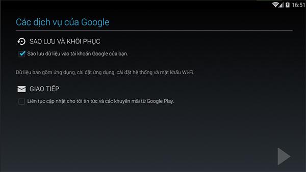Cách đăng nhập Ch Play - Google Play Store trên giả lập Nox App Player 4