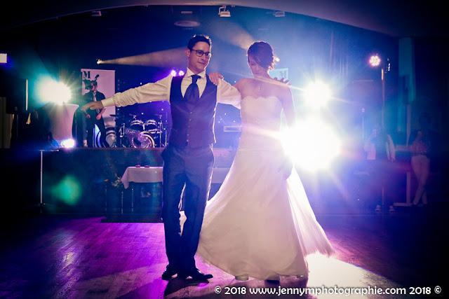photo ouverture du bal mariage