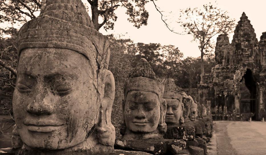 Cambodia Beach Holiday Tour