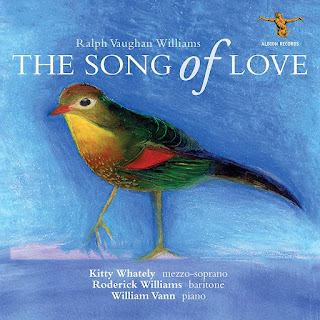 The Song of Love - Vaughan Williams - Albion Records