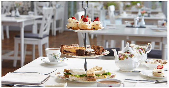 Lake District Afternoon Tea offer