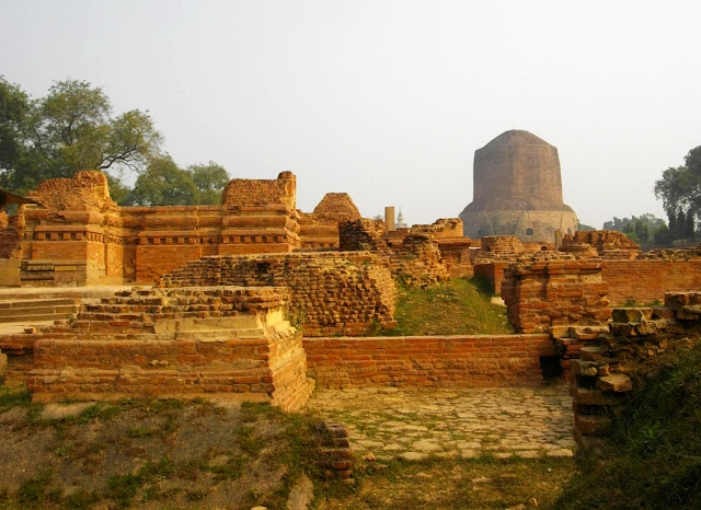 Chinese, Indian archaeologists mull exploring birthplace of Buddhism