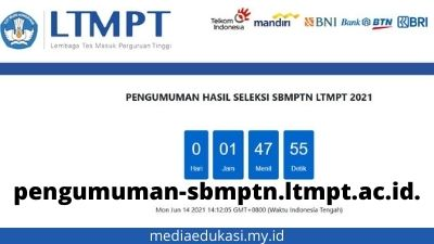 Link Pengumuman SBMPTN 2021