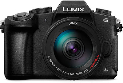 Panasonic DMC-G80HA
