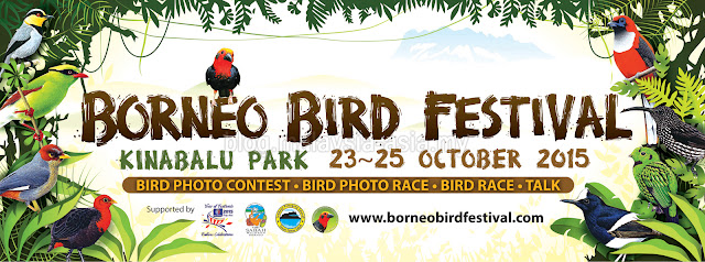 Festival Burung Borneo Sabah