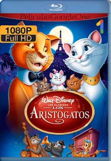 Los Aristogatos[1970] [1080p BRrip] [Latino- Ingles] [GoogleDrive] LaChapelHD