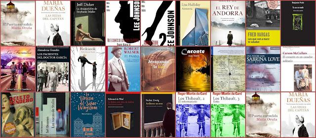 Libros recomendados, Mejores novelas de 2018, Buenos libros