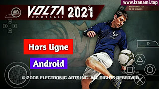 (70MB) FIFA VOLTA Football MOD de FIFA STREET PPSSPP pour Android