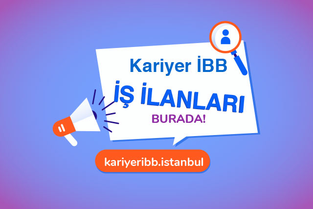 İstanbul Büyükşehir Belediyesi Kariyer İBB iş ilanları, personel alımları, eleman ilanları, kamu personeli alımı ilanları kariyeribb.com'da!