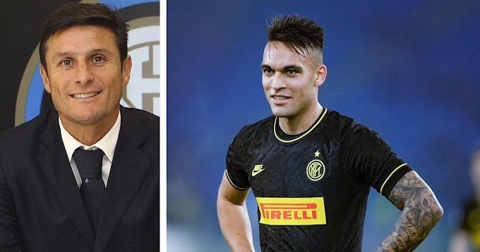 Zanetti confirms Lautaro will not be leaving Inter this season ahead of Barcelona rumors