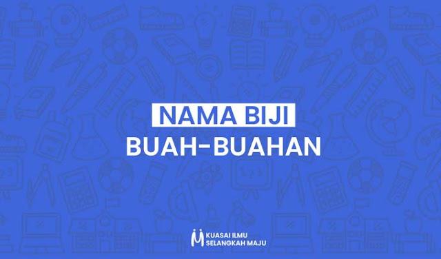 Arane Isi Woh-wohan Bahasa Jawa