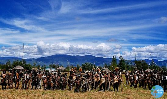 Festival Lembah Baliem Wamena