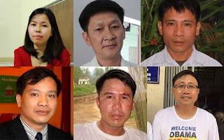 Trò bẩn của đám dân chủ trước phiên tòa xét xử Nguyễn Văn Đài và đồng bọn