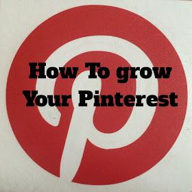 Pinterest tips logo