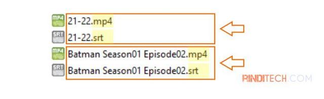 Cara Nonton Film dengan Subtitle atau Text Translate di HP