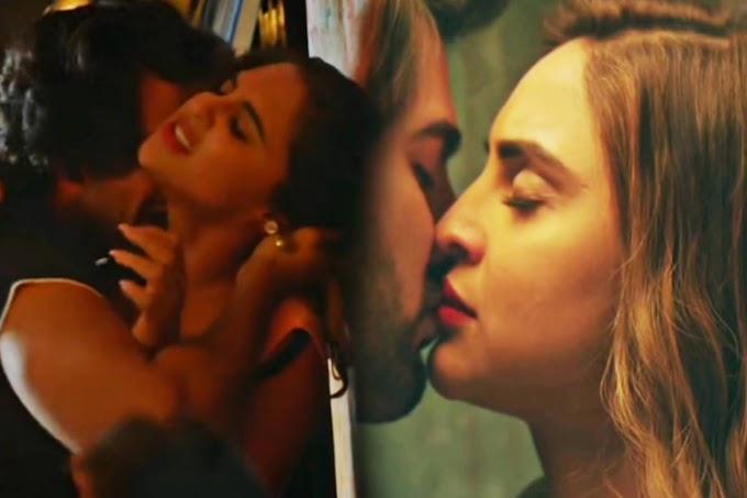 Krystle D'souza sexy scene - Fittrat (2019) HD 720p