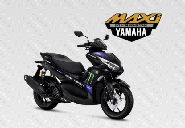 Harga dan Spesifikasi All New Yamaha Aerox 155 Terbaru 2021 di Semarang