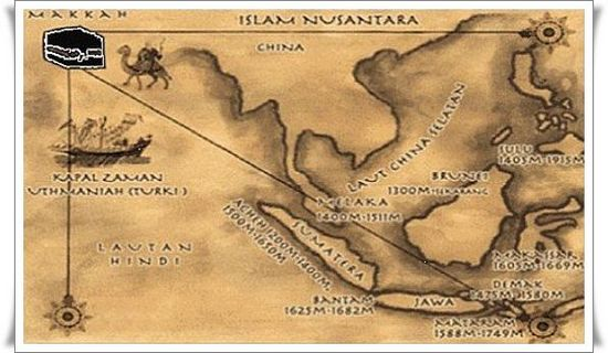 Mitos Masuknya Islam di Nusantara dan Terbentuknya Seni Budaya Islam Nusantara 1