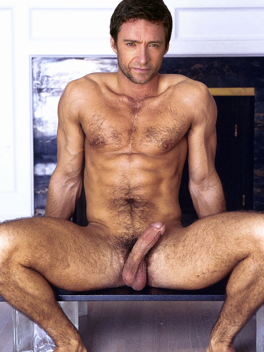 Hugh jackman nude pics