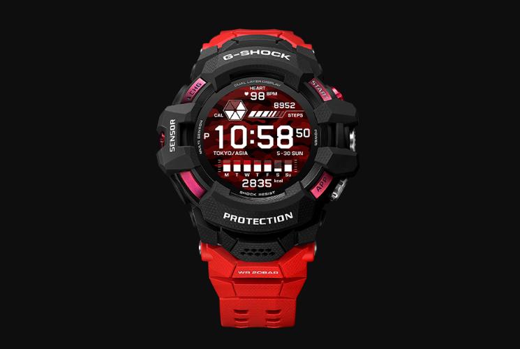 G-Shock (GSW-H1000) smartwatch with WearOS