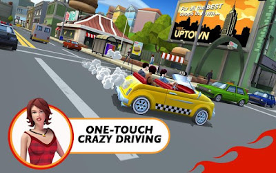 Crazy Taxi™ City Rush Mod APK