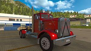Peterbilt 351 truck mod 4.0
