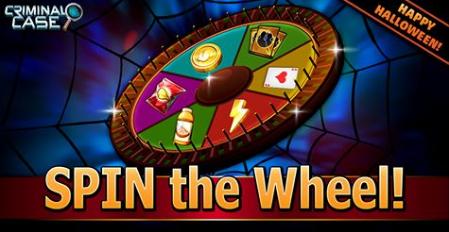 Wheel Of Fortune 👮 Criminal Case Free Energy Criminal Case