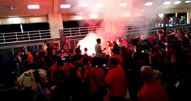 Sabotaj Forum Tun Mahathir - Suar Api Bukti Ada Rancangan Awal Buat Kecoh