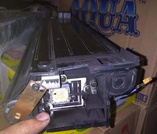 memperbaiki sensor toner