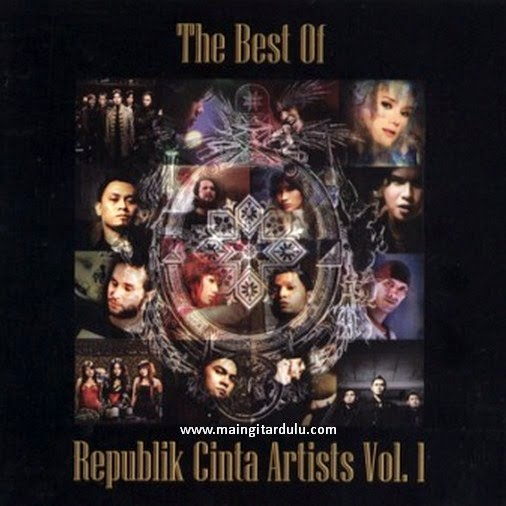 The Best Of Republik Cinta Artists Vol. 1 (2008)