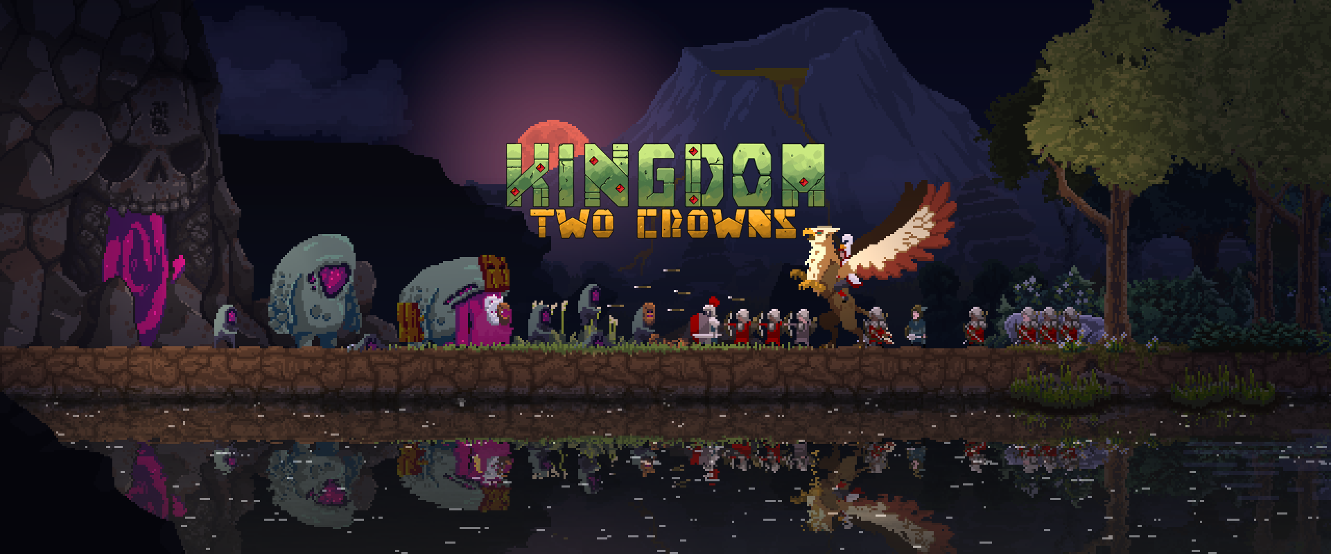 Kingdom: Two Crowns: Trainer