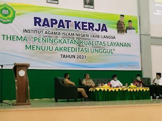 Tiga Pimpinan Wilayah Dukung IAIN Langsa Jadi Perguruan Tinggi Unggul