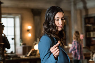Image of Janina Gavankar in Sleepy Hollow Season 4 (4)