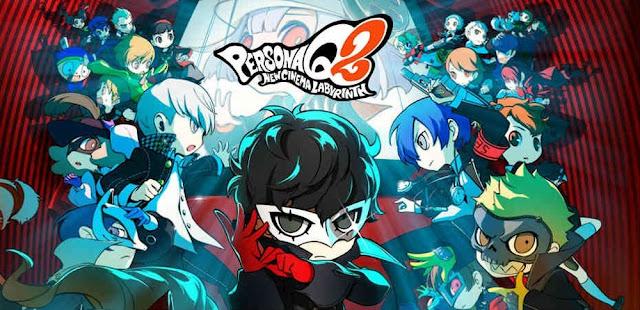 Persona Q2: New Cinema Labyrinth – 3DS – 4 de junho