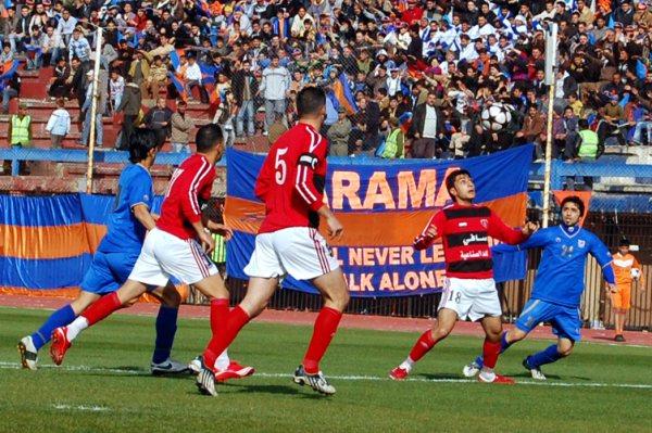 بث مباشر مباراة الوثبة والكرامة اليوم 05-03-2020 في الدوري السوري