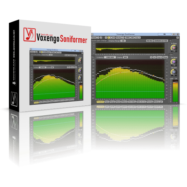 Voxengo Soniformer v3.12 Full version