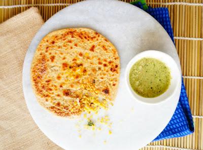 Moong dal paratha, Bharwa Parathe,flatbread,roti,puri