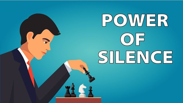 Why Silence Is Powerful - 5 Secret Advantages of Being Silent The 48 Laws of Power by Robert Greene