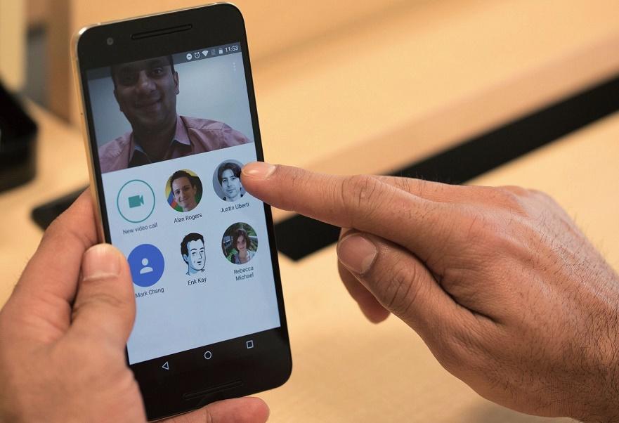 Kurang dari Seminggu, Aplikasi Google Duo Sudah Kalahkan Pokemon Go