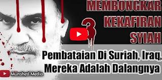Inilah Perlakuan Agama Syiah Terhadap Kaum Muslimin di Berbagai Negara [Video]