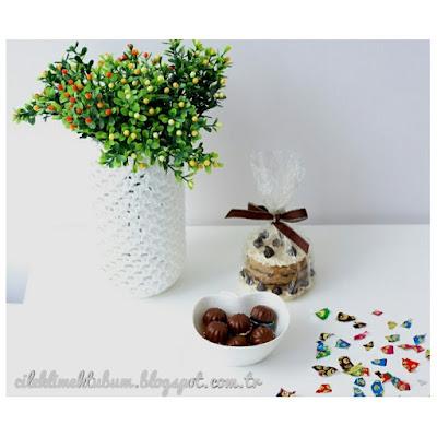 bayram, crochet, çiçek. tığişi, fotoğraf, iyi bayramlar, tığ isi, flowers, kendin yap, diy, örgü, beyaz, hobi, blog, elişi, el yapımı, handmade, çilekli mektubum