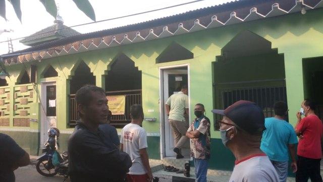 Satrio, Pelaku Corat-coret Mushalla di Tangerang Berstatus Mahasiswa