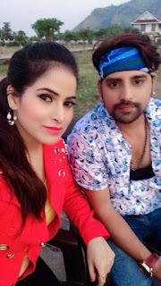 Aawarapan Bhojpuri Movie Shooting