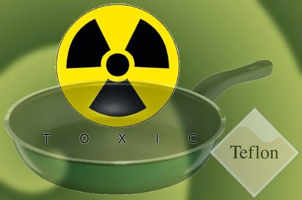 tigaile din teflon sunt foarte toxice si nu sunt indicate pentru gatit